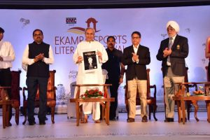 Bhubaneswar becomes first Asian host of Ekamra International Sports Literature Festival