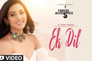 Ek Dil | T-Series Acoustics | NEETI MOHAN | Padmaavat