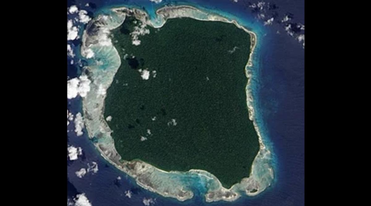 Dark Ages, Andaman Sea, John Allen Chau,North Sentinel island,tribal community,Indian Navy