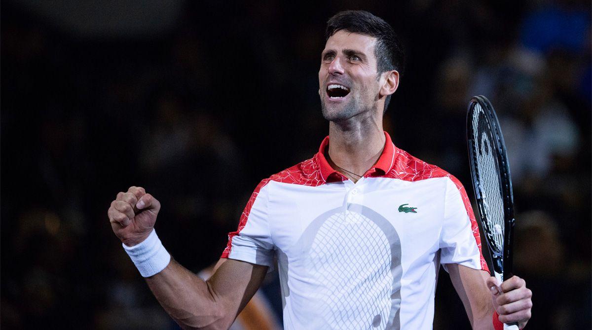Novak Djokovic,Association of Tennis Professionals,Rafael Nadal,Roger Federer,Ugo Humbert,Andria E Castel Del Monte Challenger, ATP rankings