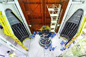 ISRO launches HysIS, 30 other satellites on PSLV-C43 from Sriharikota