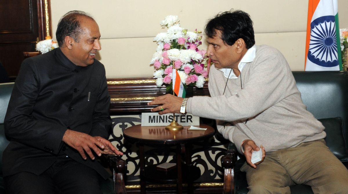 UDAAN-2, Himachal Pradesh, Jai Ram Thakur, Civil Aviation minister, Suresh Prabhu