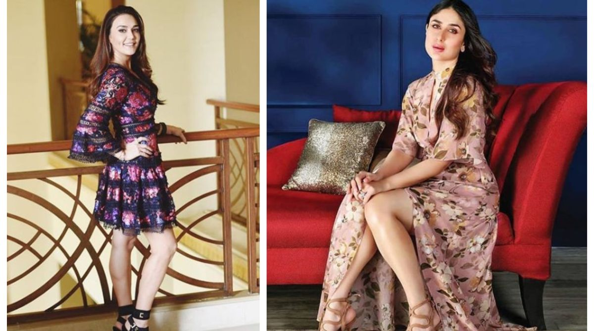 Preity Zinta, Kareena Kapoor Khan
