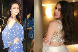 Preity Zinta predicted Sara Ali Khan's future profession on the sets of Kya Kehna