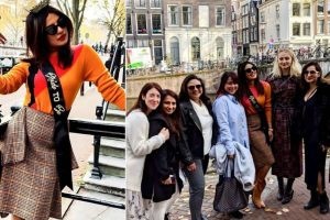 Priyanka Chopra's lavish bachelorette bash with Sophie Turner, Parineeti Chopra