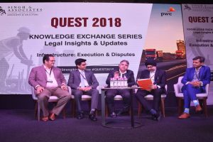 Infrastructure experts discuss project execution, dispute resolution at QUEST 2018