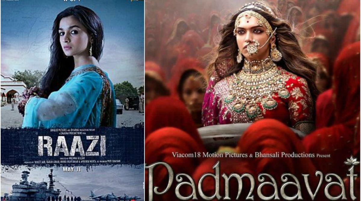 Raazi, Padmaavat, IFFM 2018, IFFM, International Film Festival of India