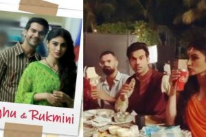 This is what Made in China stars Rajkummar Rao and Mouni Roy do between shoots