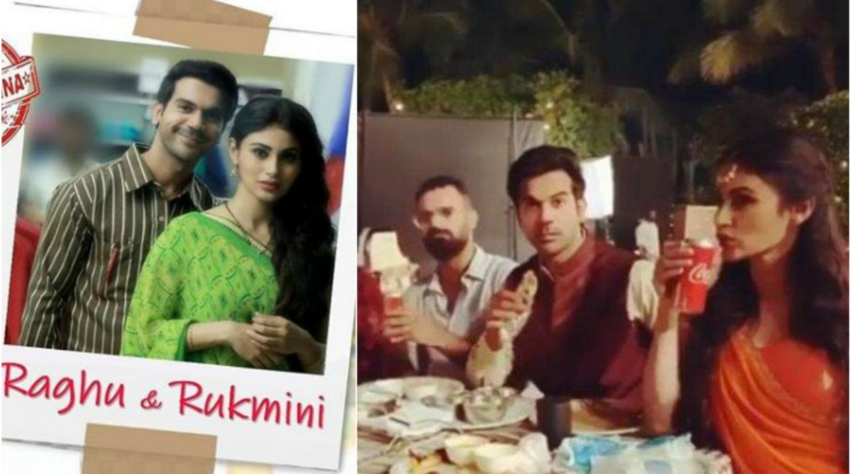 This is what Made in China stars Rajkummar Rao and Mouni Roy