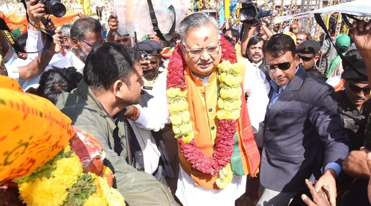 Chhattisgarh elections 2018, Assembly Elections 2018, Raman Singh, Chhattisgarh Chief Minister, Raman Singh profile, Chhattisgarh Naxal