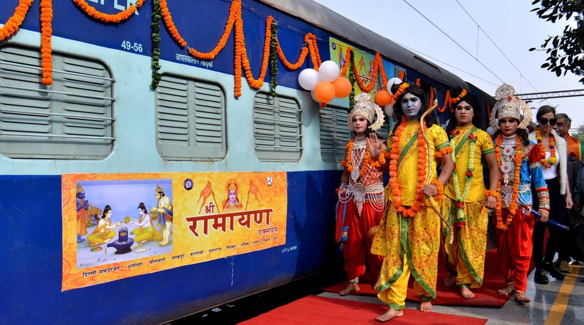 Ramayana Express: Everything you want to know about the new tourist train