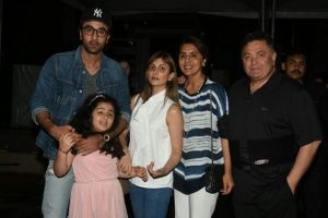 Rishi Kapoor's daughter Riddhima Sahni accused of plagiarism
