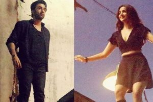 Watch: Alia Bhatt, Ranbir Kapoor caught in action in between stunts for Brahmastra