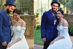 Photo timeline: Ranveer Singh and Deepika Padukone's tale of togetherness
