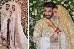 Ranveer Singh, Deepika Padukone look breathtaking at their Mumbai reception   See videos