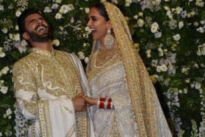 Ranveer-Deepika reception: Did you see the groovy side of Ranveer Singh? See videos