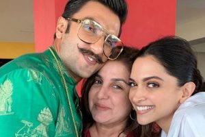 My baby's getting married: Farah Khan on Ranveer Singh-Deepika Padukone's wedding