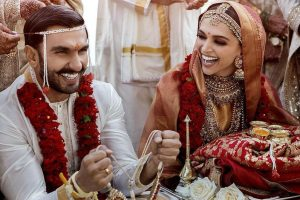 Deepika-Ranveer wedding pictures: The couple has made it 'internet official'