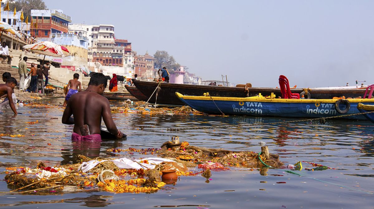 Do not pollute rivers after festive season is over