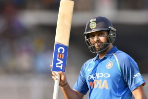 Magnificent Rohit Sharma leads India to another series win