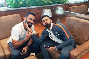 India vs Australia: 'Happy faces and gamer boys' depart for tough tour