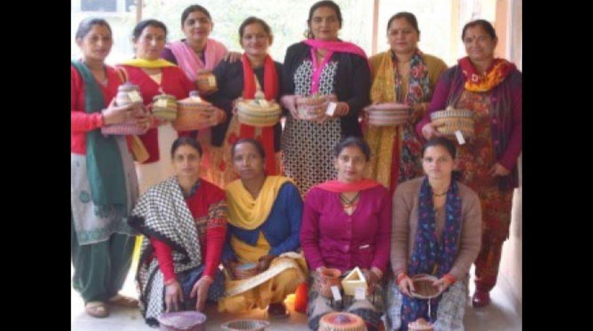 Himachal Pradesh, Mahi panchayat, Solan, Self-help groups,Jai Ram Thakur, Ujjwala self-help group,Swayam Shayatah Samuh