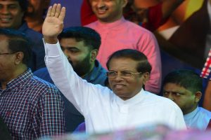 Sri Lankan President dissolves parliament, orders snap election on Jan 5