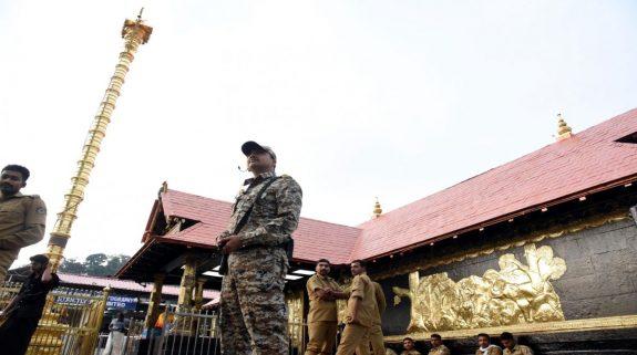 Sabarimala: Kerala BJP protests following senior leader's remand
