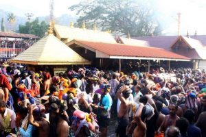 Sabarimala temple re-opens today; 2,300 police personnel deployed