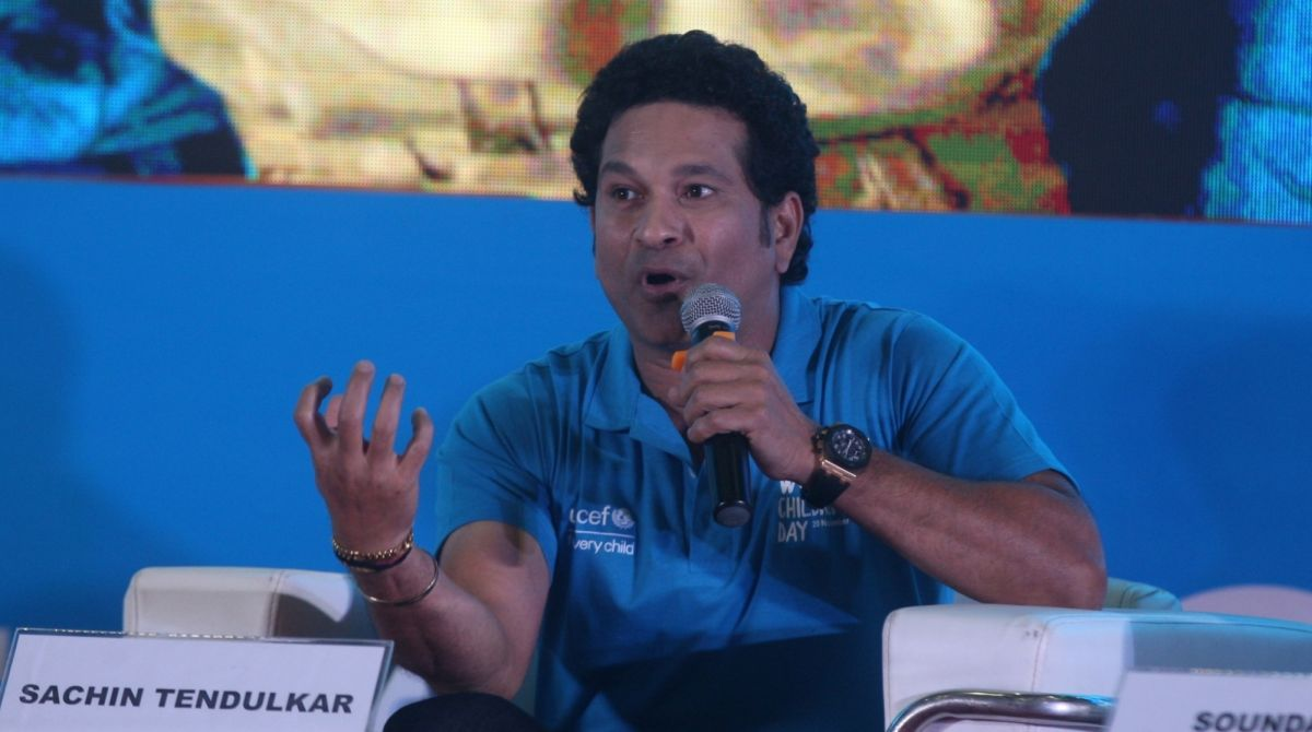 Tendulkar joins Anil Kapoor to announce 'Selection Day' new season