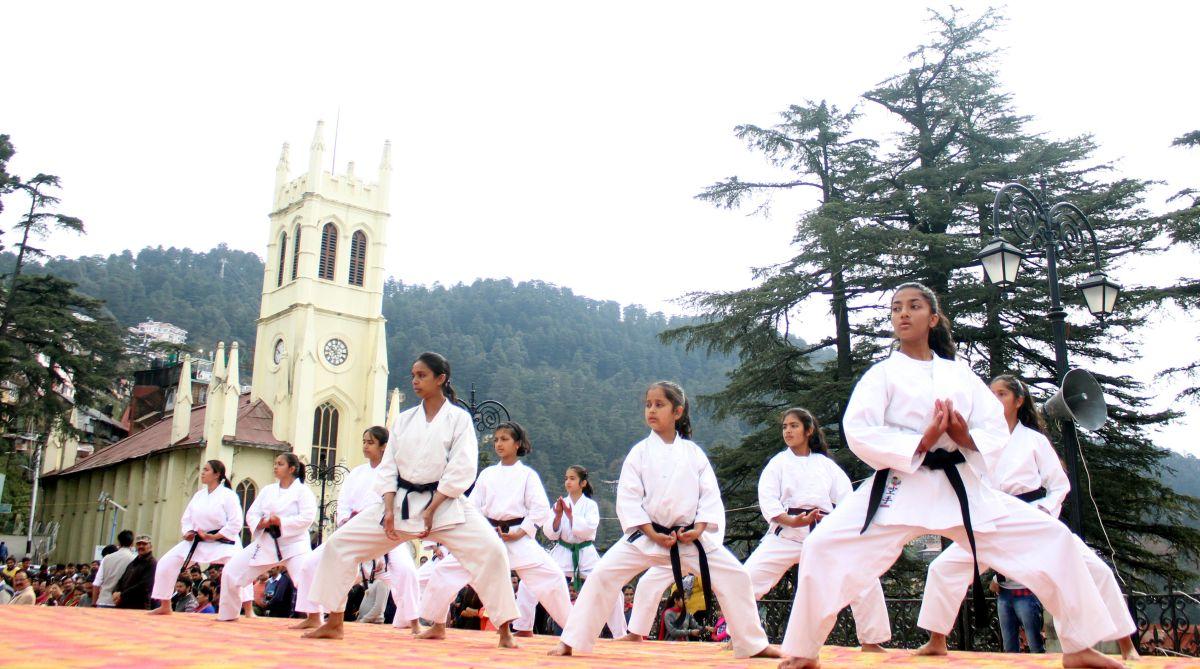 Smriti Irani, ABVP, Mission Sahasi, self-defence techniques,girl child