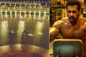 Bharat: Ali Abbas Zafar, Salman Khan shoot 'most thrilling action sequence of life'