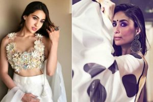 Want to imbibe Kareena's professionalism: Sara Ali Khan