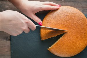 Semolina eggless cake – simply irresistible!