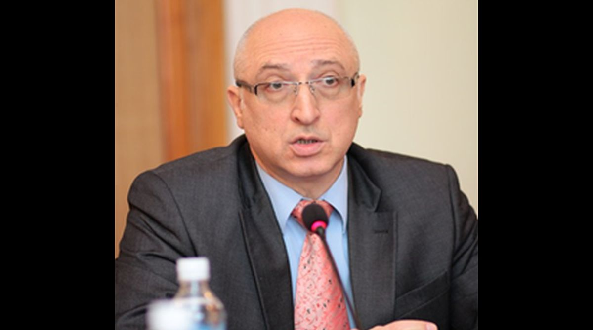 Sergey Kapinos, UNODC, Russia, United Nations, Afghanistan Opium Survey, drugtrafficking, South Asia, terrorism