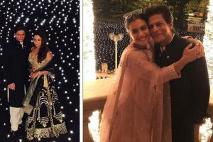 In Pictures | Shah Rukh Khan's star-studded Diwali bash