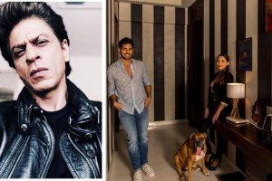 Shah Rukh Khan accuses Gauri Khan, Siddharth Malhotra of 'stealing' his hammock