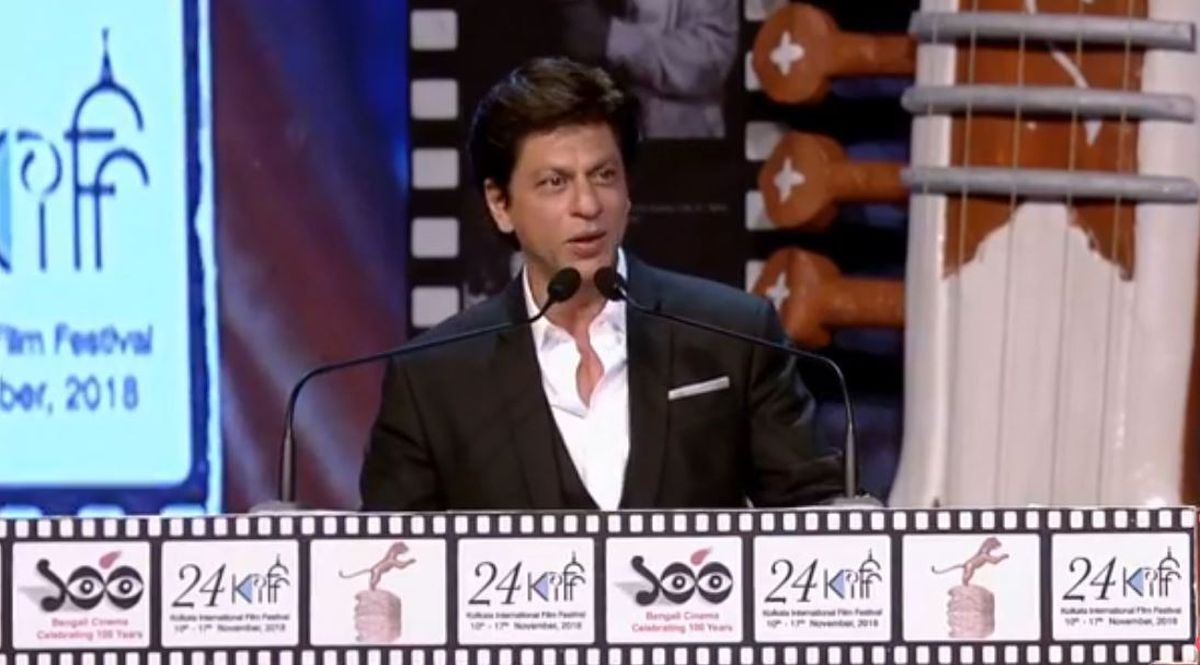 Shah Rukh Khan, Zero, KIFF, Kolkata International Film Festival