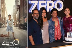 Zero is about romancing life not just surviving, says Aanand L Rai