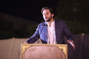'Every sane Pakistani's view': Shiv Sena on Shahid Afridi's 'Kashmir' remark