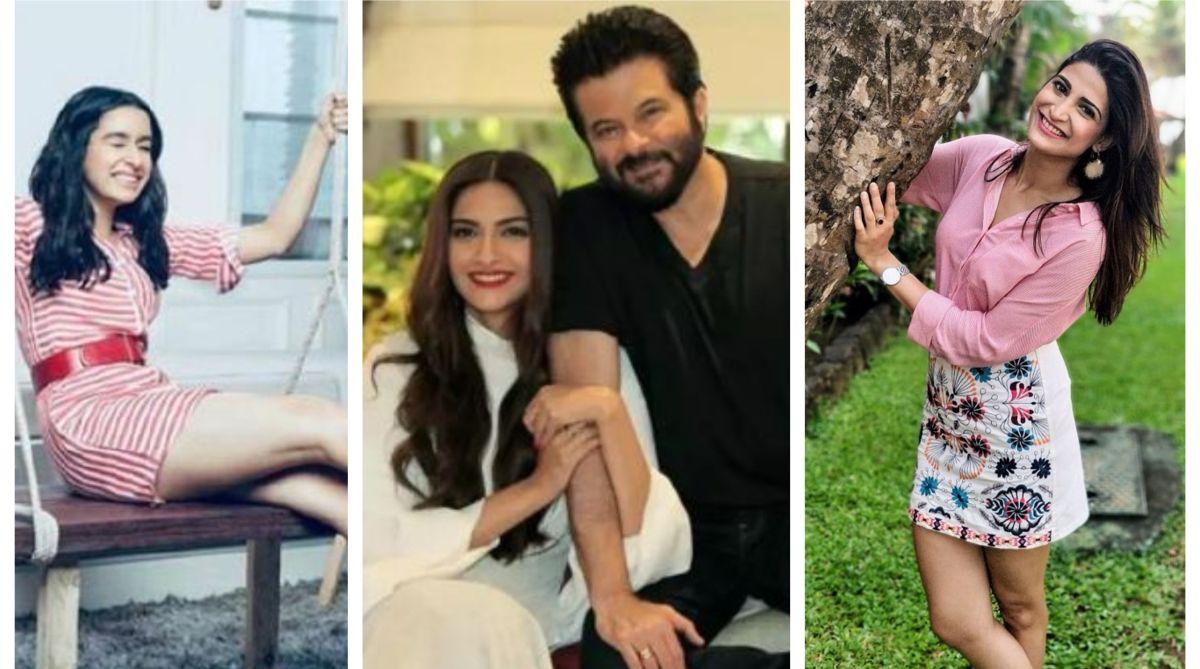 Twitter, 5 Things I Love That Aren't People, Shraddha Kapoor, Anil Kapoor, Sonam Kapoor, Aahana Kumra
