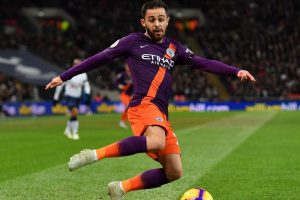 Bernardo Silva ready to shine for City after De Bruyne injury