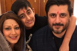 Sonali Bendre: Cancer is not just an individual battle