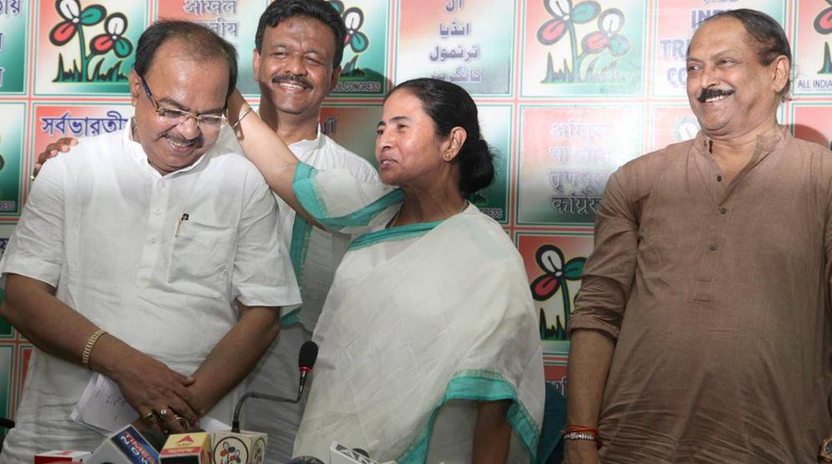 Sovan Chatterjee, Sovan Chatterjee resignation, CM Mamata Banerjee, Nabanna, Kolkata mayor Sovan Chatterjee