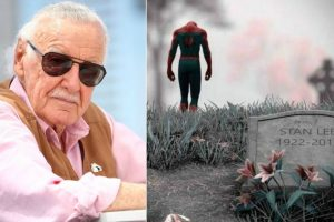 Tributes pour in for Stan Lee, creator of Marvel superheroes