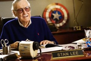 Stan Lee, superhero of Marvel Comics dies at 95