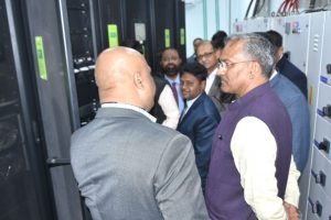 Country's first Hyper Converged Infrastructure State Data Centre inaugurated