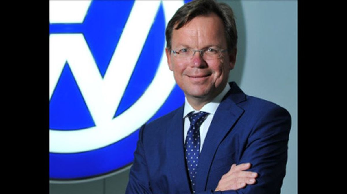 Steffen Knapp, Indian car market, Volkswagen, automotive market, Vento, Polo, Ameo Handling Drive, Budh International Circuit