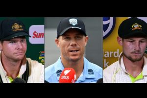Johnson says bans against Australian trio should stay