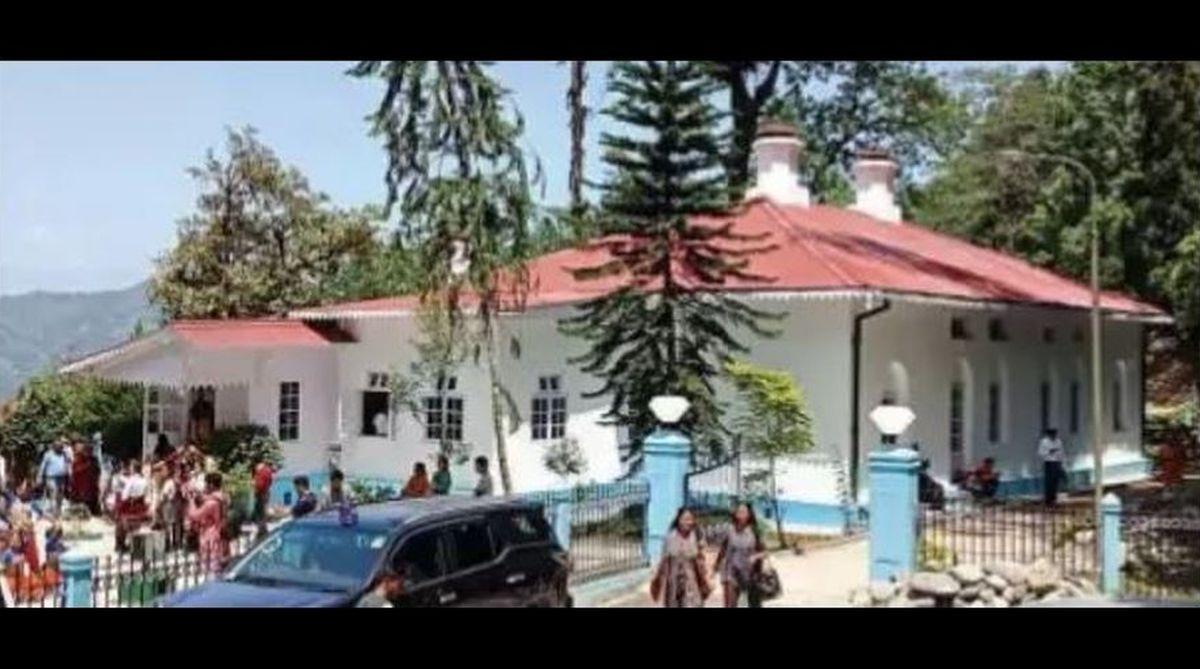 Tagore museum, Historic papers, Rabindranath Tagore, Darjeeling, Mamata Banerjee,NBDD,Rabindra Jayanti,Pochishe Boishakh,Mungpo, Historic papers missing